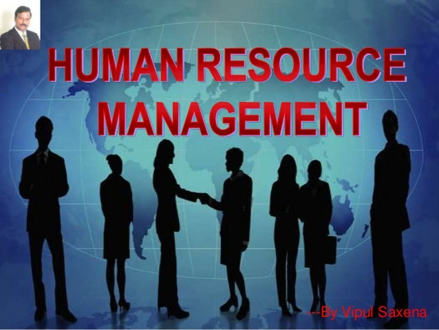 Human resources business plan ppt presentations