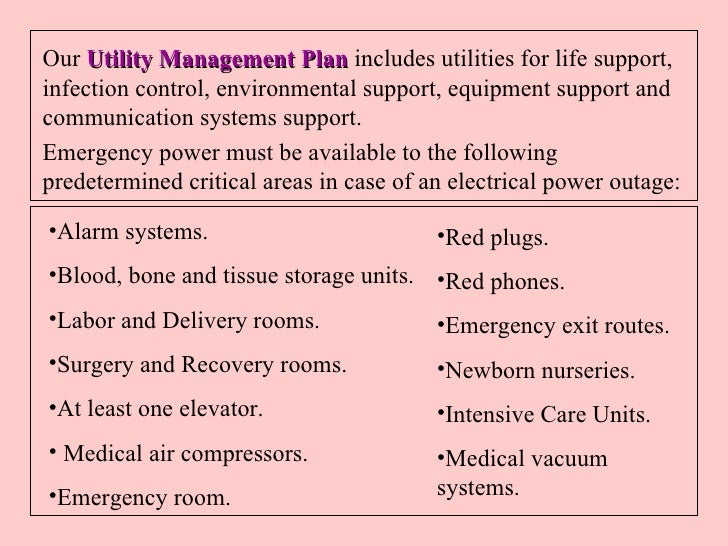Annual ed utilities jan2010 utility systems electricity gas water phones 2 our utility management plan publicscrutiny Gallery