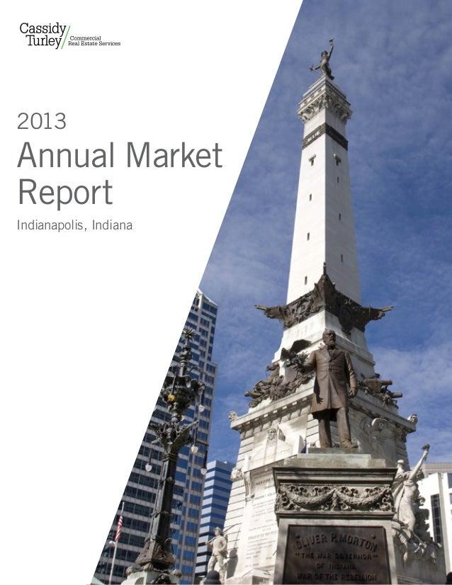 2013Annual MarketReportIndianapolis, Indiana