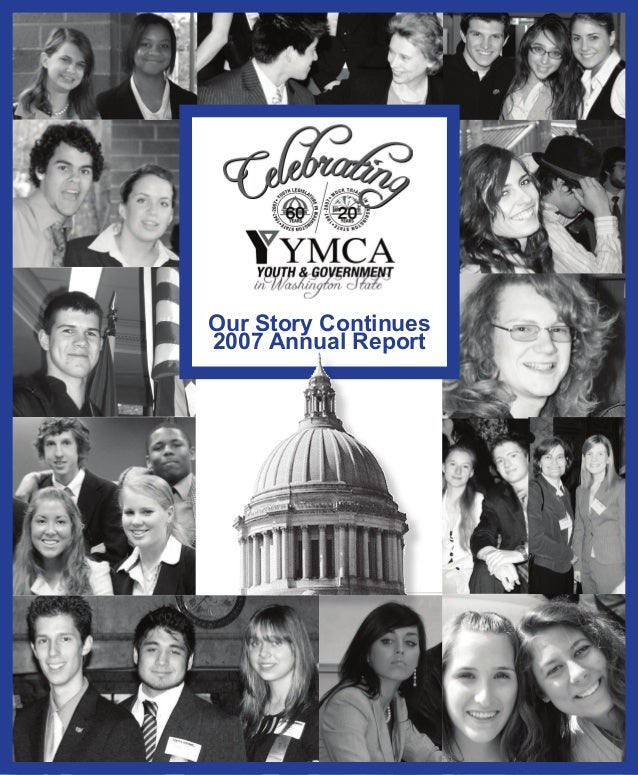 2006-2007 Annual Report                          Our Story Continues                          2007 Annual Report