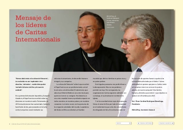 Caritas Award questions and answers