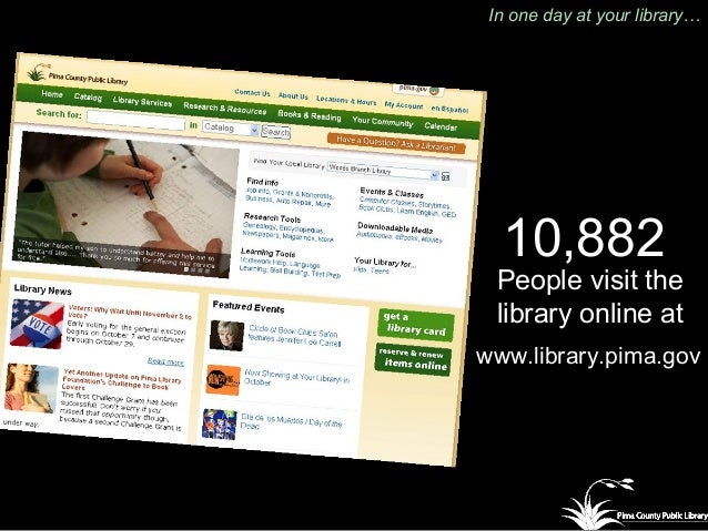 Pima county public library homework help