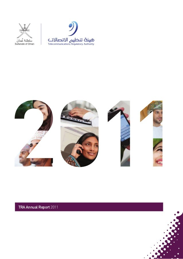 TRA Annual Report 2011