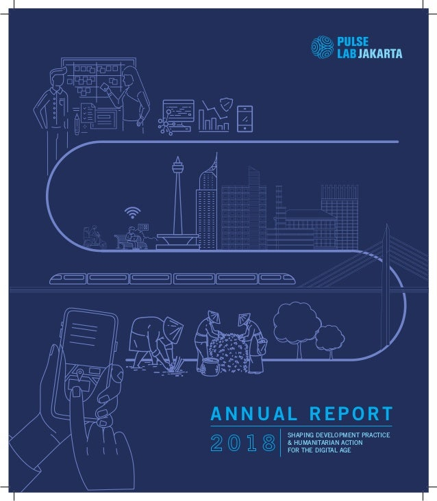 ANNUAL REPORT SHAPING DEVELOPMENT PRACTICE & HUMANITARIAN ACTION FOR THE DIGITAL AGE