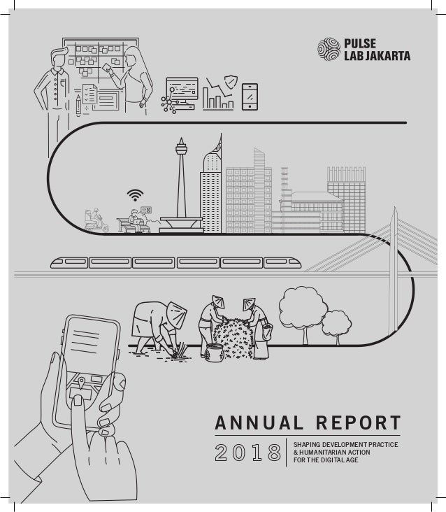 Pulse Lab Jakarta Annual Report 2018