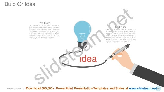 idea This slide is 100% editable. Adapt it to your needs and capture your audience's attention. This slide is 100% editabl...