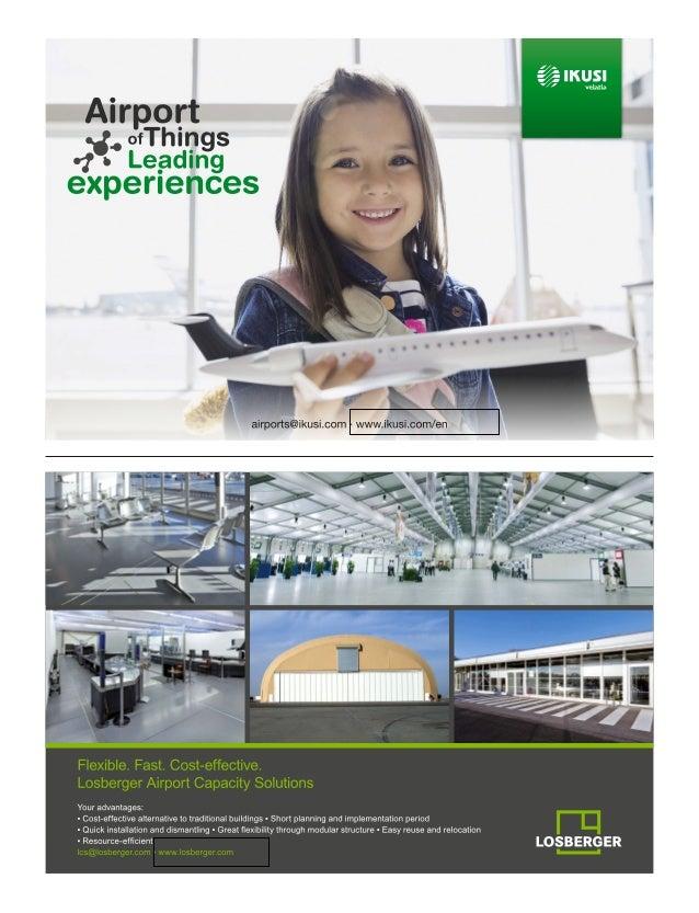 Ikusi in Annual show case Passenger Terminal World  Slide 2
