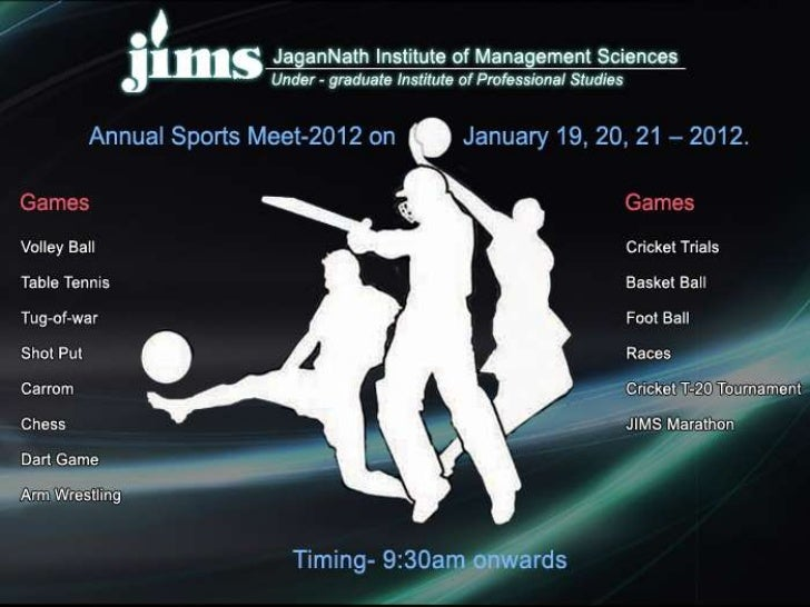 Jims sports meetINSTRUCTIONS-                                volleyballEach team must have 8 members:6 players, 2extras....
