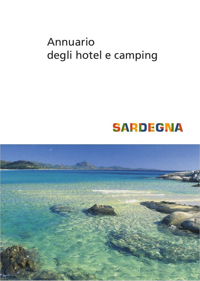 Annuario degli hotel e camping