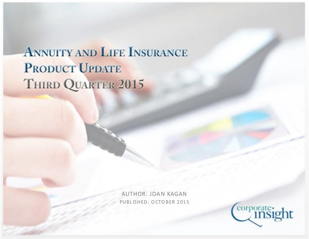 Annuity And Life Insurance Product Update Q60 60 New Tiaa Cref Life Insurance Quote
