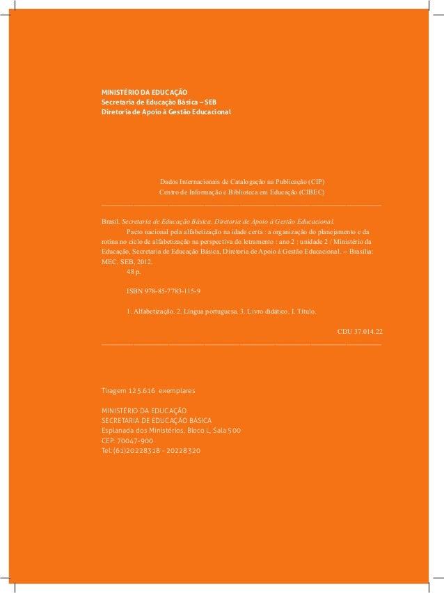 PNAIC/LP-2013-CADERNOS Slide 2