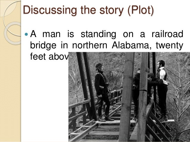 occurrence at owl creek bridge essay prompts An occurrence at owl creek bridge: text, quizzes, guide, test, teacher notes from study all knight on teachersnotebookcom (multiple choice and essay prompts.