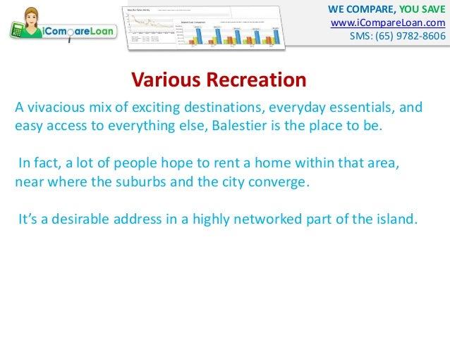 Changi Village - singapore real estate market