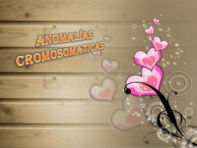 Anomalías Cromosomatic as Sindrome De Down Sindrome De Turner Sindrome De Klinefelter