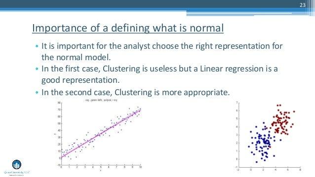 Anomaly detection Workshop slides