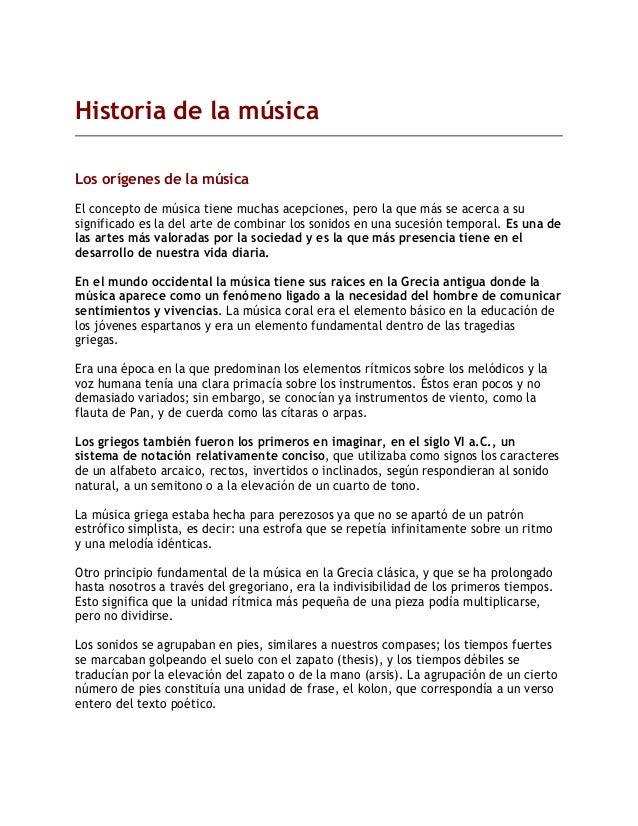 Anon historia de la musica