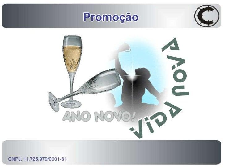 Promoção Ano Novo Vida Nova CerealMaster