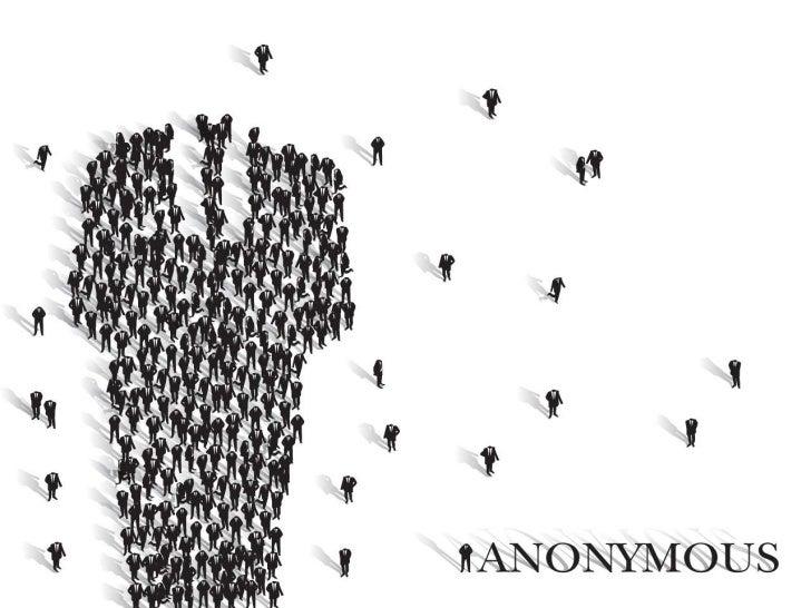 El coneixementes lliure.Som Anònims.Som Legió.No perdonem.No oblidem.¡Espereu-nos!