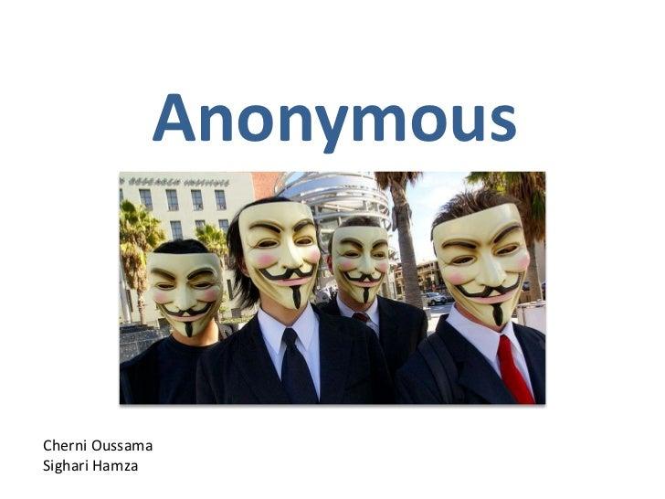 AnonymousCherni OussamaSighari Hamza