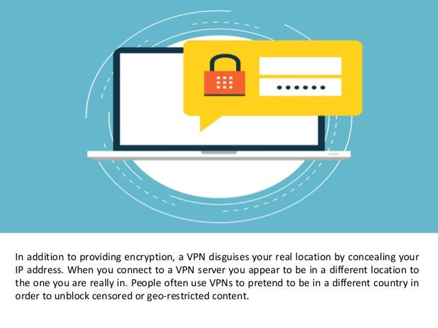 Anonymous VPN Service Slide 2