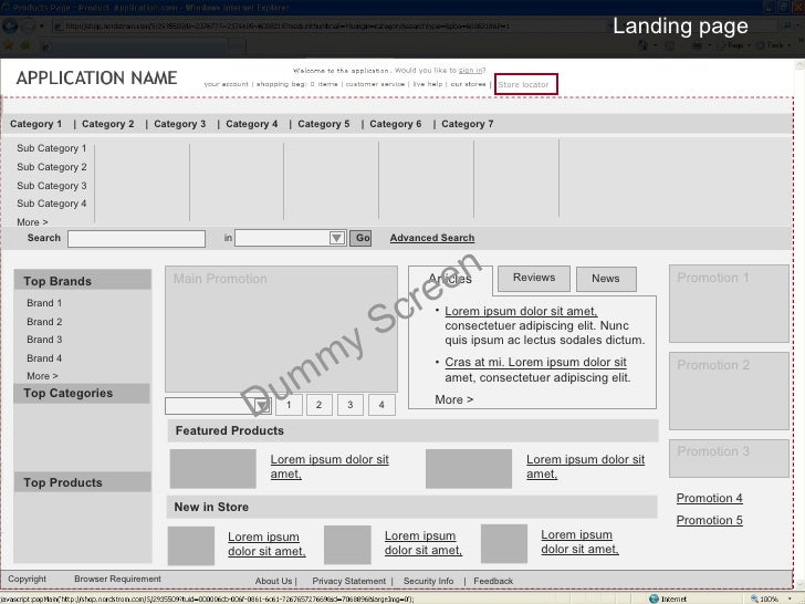 Landing page Search  in  Go  Advanced Search Sub Category 1 Sub Category 2 Sub Category 3 Sub Category 4 More > Top Brands...