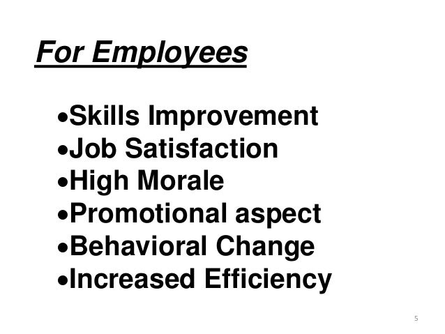 AN EVALUATIVE STUDY OF HUMAN RESOURCE TRAINING PROGRAMS IN