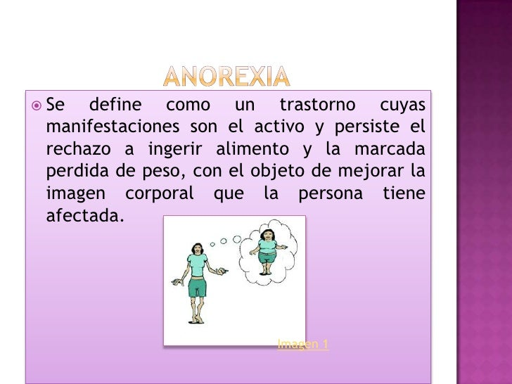 Anorexia Slide 2