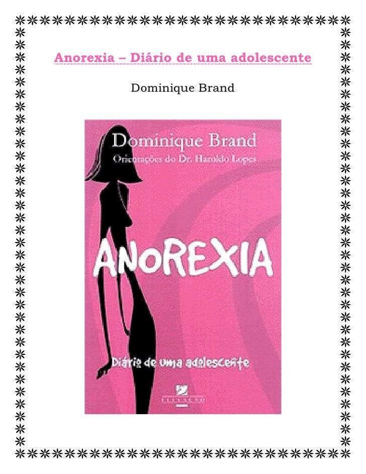 Anorexia - Dominique Brand