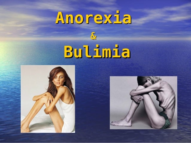 anorexia vs bulimia essay Anorexia and bulimia: cracking the genetic code new research suggest a person's genes may point to a propensity for developing an eating disorder.