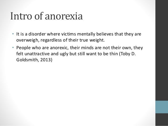 similarities between anorexia and bulimia