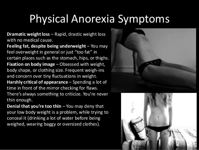 pro anorexia