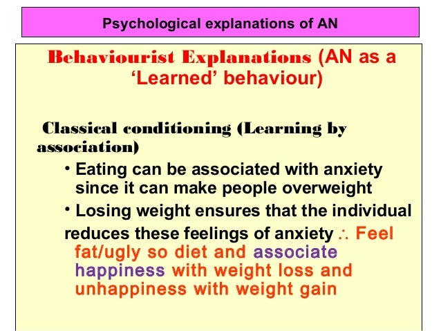 cause and effect essays on anorexia Disclaimer: free essays on eating disorders posted on this site were donated by anonymous users and are provided for informational use only the free eating disorders research paper (cause of eating disorders essay) presented on this page should not be viewed as a sample of our on-line writing service.