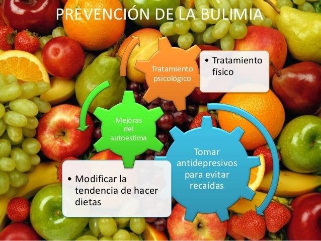Anorexia y bulimia diapositivas