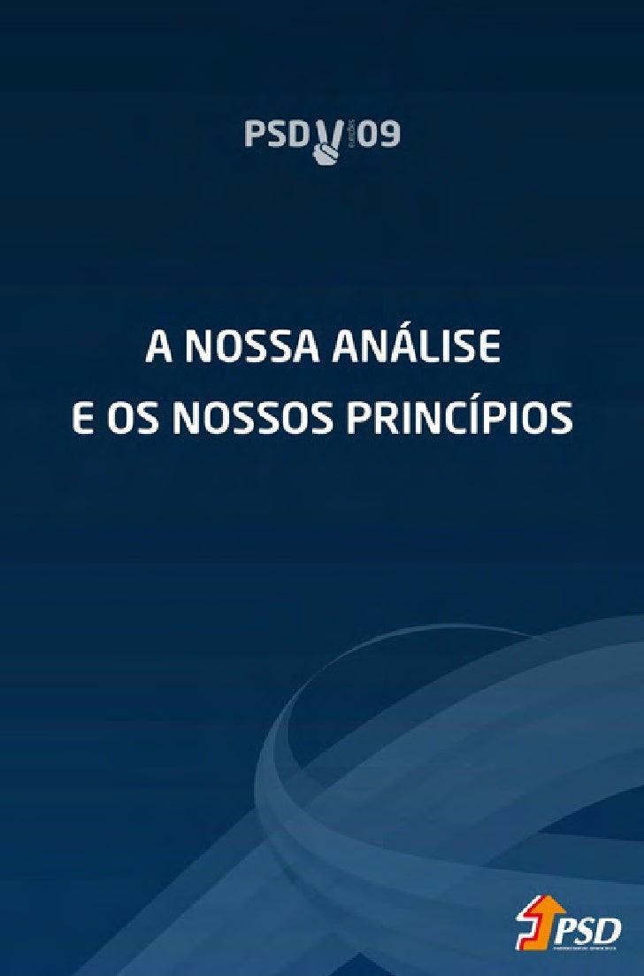 ÍNDICE    Nota Prévia - Manuela Ferreira Leite                         pág. 2   1. Uma política de verdade                ...