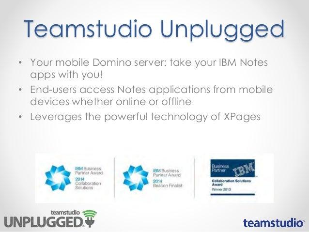 teamstudio unplugged