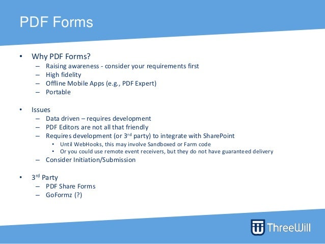 infopath mobile forms