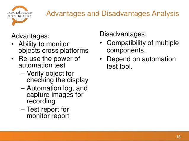 A Novel Approach Of Automation Test For Software