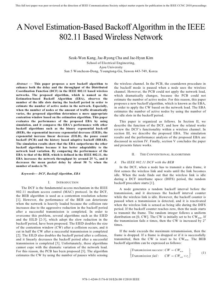 This full text paper was peer reviewed at the direction of IEEE Communications Society subject matter experts for publicat...