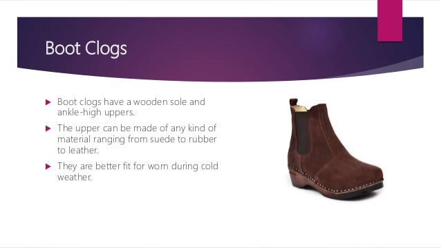 An Overview Of Different Types Of Clogs For Women