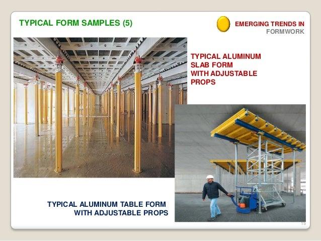 Stay In Place Concrete Bridge Deck Forms Construction