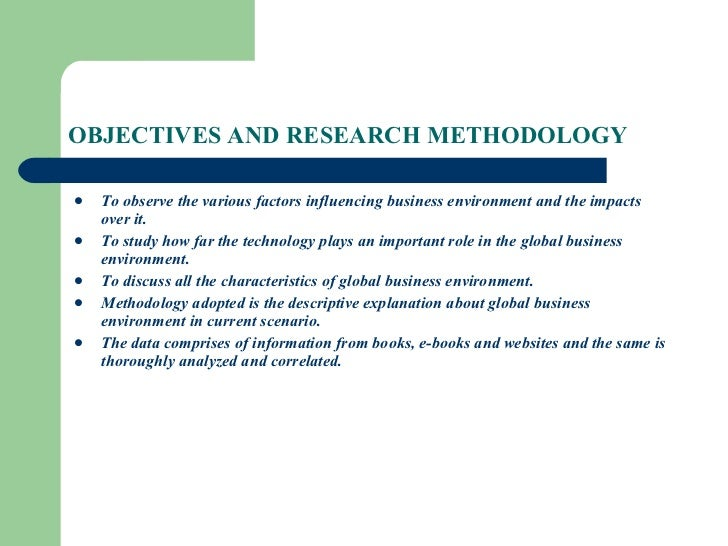 why is it important to study global business