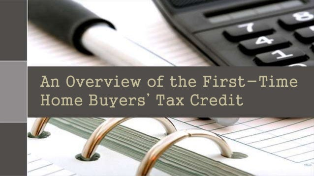an overview of the first time home buyers tax credit. Black Bedroom Furniture Sets. Home Design Ideas