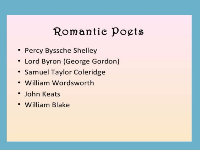 an introduction to the history of the period of romanticism 75 historical background of the romantic movement in england romanticism is  a response to neo-classicism (or the age of reason) and in englandit.
