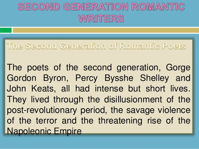 an introduction to the history of the period of romanticism Introduction to romanticism 1 it displays more variety in style, theme, and content no period has been the topic of so much disagreement and confusion.