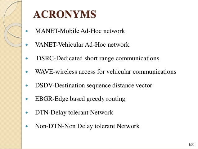 vehicular ad hoc networks thesis Vanet phd thesis vanet phd thesis vehicular ad hoc networks (vanet) - eth e-collectionvehicular ad hoc networks (vanet) (engineering and simulation of mobile ad hoc.
