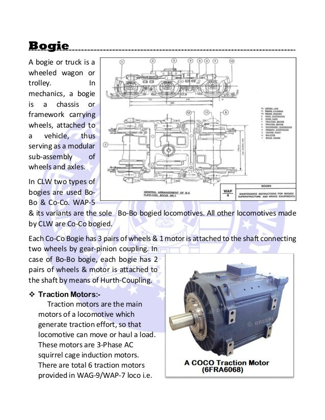 a comparison of ac traction and dc traction in locomotives