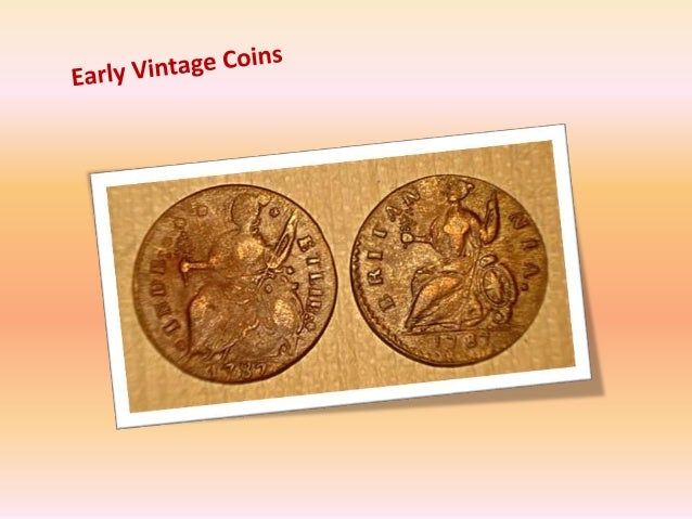 An overview on different vintage coins