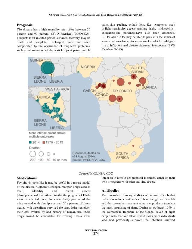 an overview of the ebola virus Ebola virus epidemic overview ebola virus  who terminated the public health emergency of international concern status of the west african ebola virus epidemic.