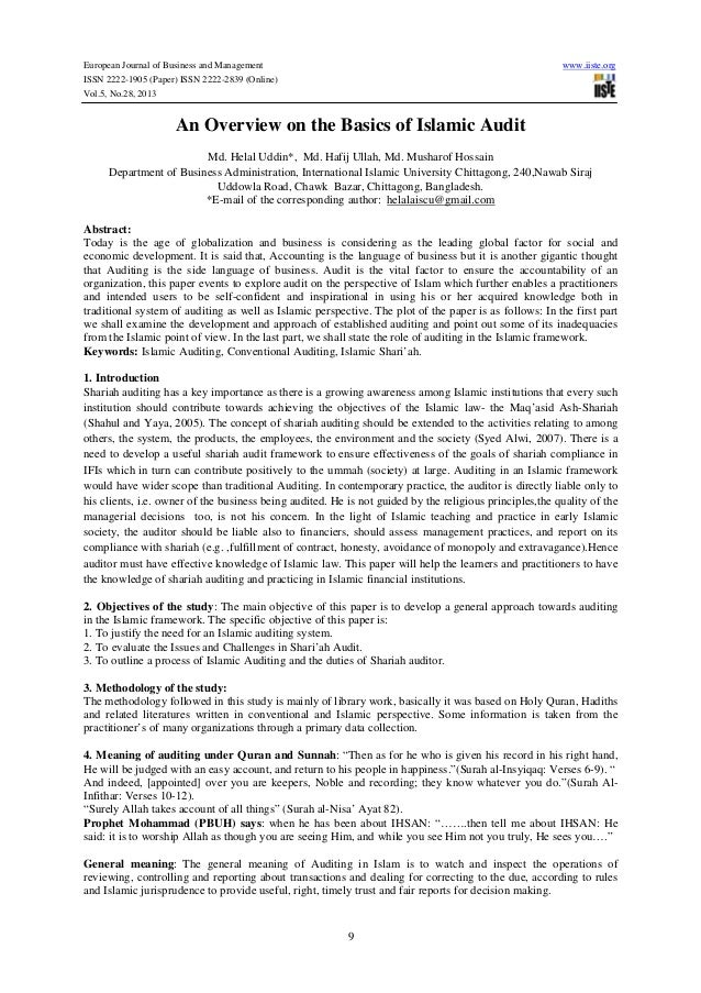 European Journal of Business and Management ISSN 2222-1905 (Paper) ISSN 2222-2839 (Online) Vol.5, No.28, 2013  www.iiste.o...