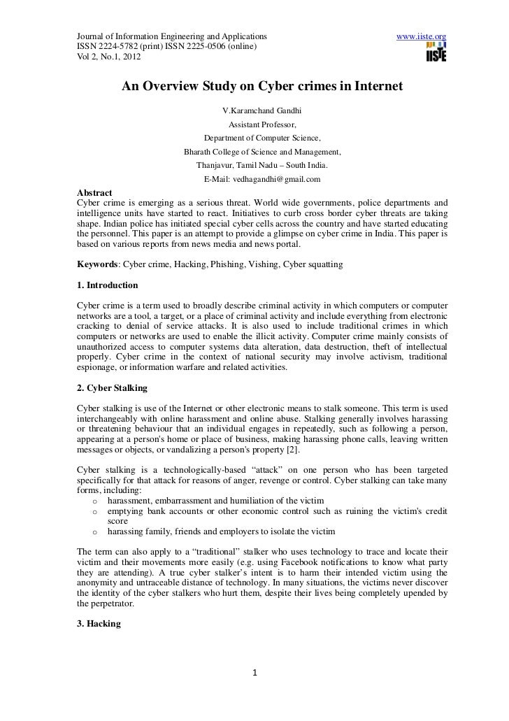 Journal of Information Engineering and Applications                                    www.iiste.orgISSN 2224-5782 (print)...